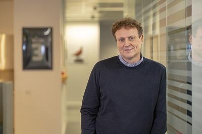 Peter Proud, CEO de Forrit